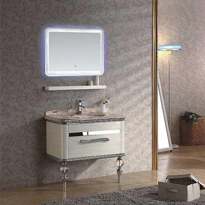 Bộ tủ chậu Inox Dada A8806
