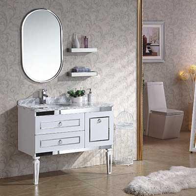 Bộ tủ chậu Inox Dada A8863
