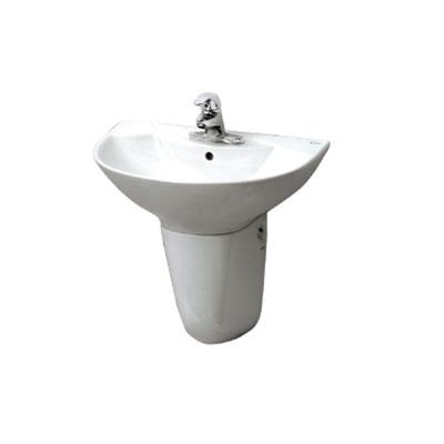 Chậu rửa mặt lavabo INAX L-288V-L-288VC