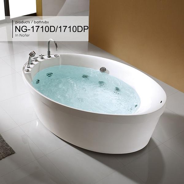 Bồn tắm massage Nofer NG-1710DP