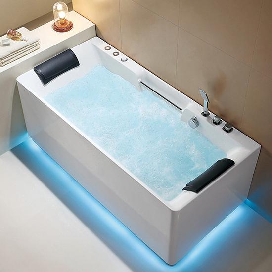 Bồn tắm ngọc trai massage Nofer NG-1823P