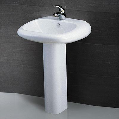 Chậu rửa chân dài Caesar L2560 P2438