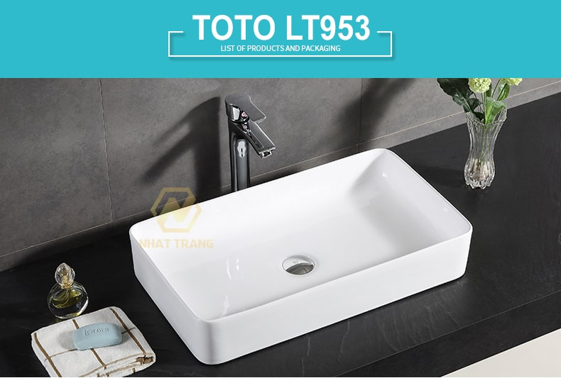 Lavabo Toto LT953
