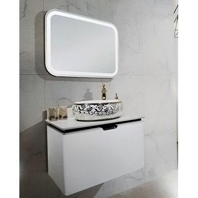 Bộ tủ chậu Inox Dada A-8000A