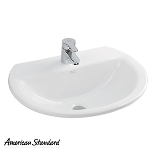 Chậu rửa Lavabo American Standard 0452-WT