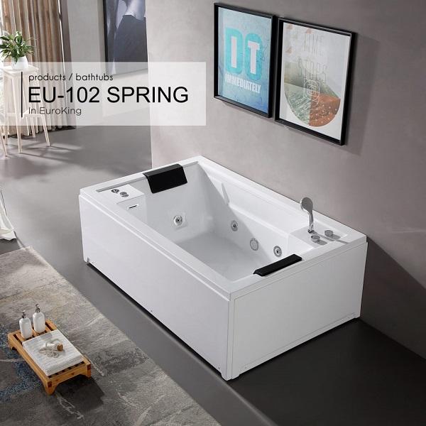 Bồn tắm massage Euroking EU-102 SPRING