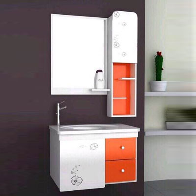 Bộ tủ chậu PVC Bross 715-1