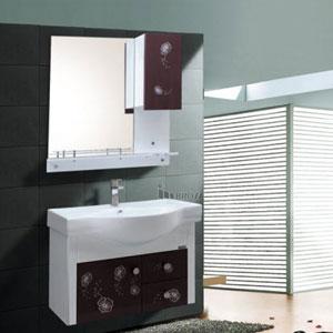 Bộ tủ chậu PVC cao cấp BROSS 783