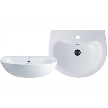 Chậu rửa mặt lavabo CAESAR L2155
