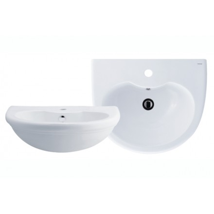 Chậu rửa mặt lavabo CAESAR L2230