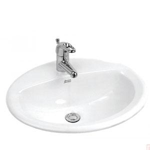 Chậu lavabo âm bàn American VF-0476