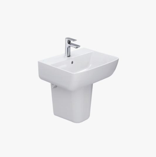 Chậu rửa mặt lavabo Inax L-312(EC/FC)