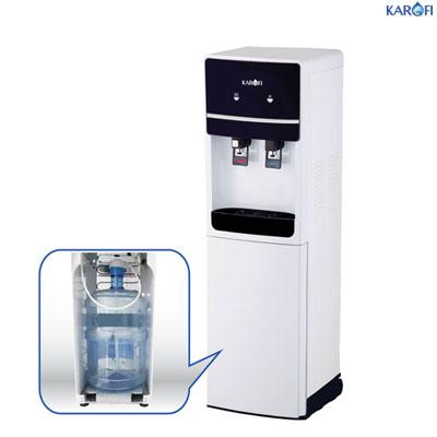 Cây lọc nước nóng lạnh Karofi HC02-W
