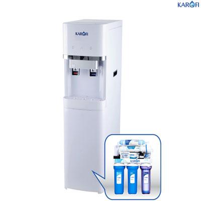 Cây lọc nước nóng lạnh Karofi HC300RO
