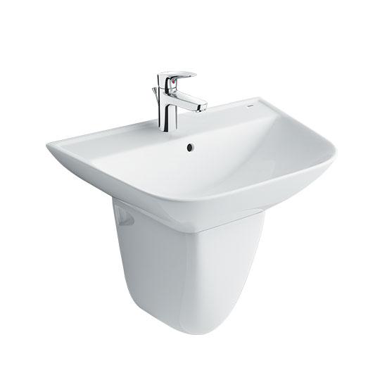 Chậu rửa lavabo Inax L-297V-L-297VC