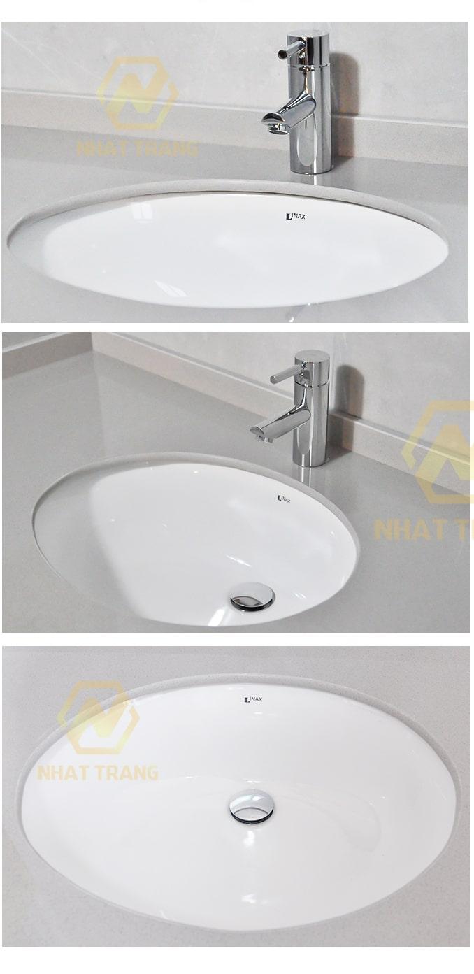 Chậu rửa mặt lavabo Inax AL 2293V