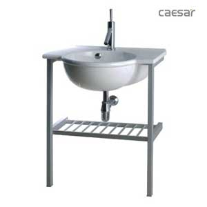 Chậu rửa chân inox Caesar LF5304+AS004