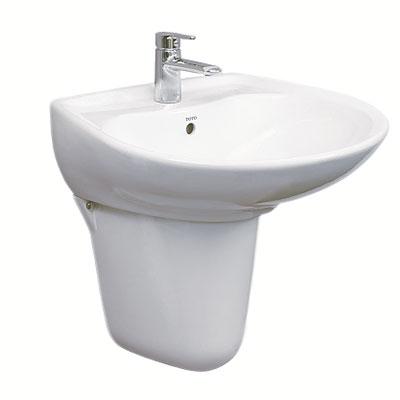 Chậu rửa lavabo TOTO LHT300CM