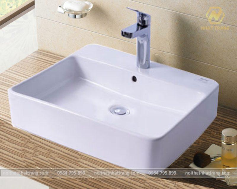 Chậu rửa mặt TOTO LT950C