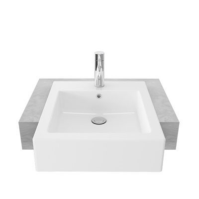 Chậu rửa lavabo TOTO LW641NCJW/F#W