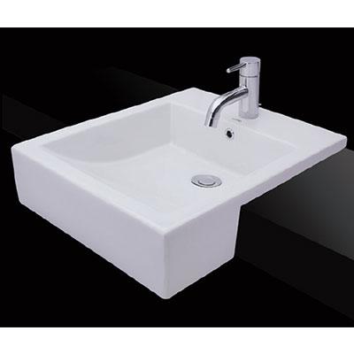 Chậu rửa lavabo TOTO LW642CJW/F#W