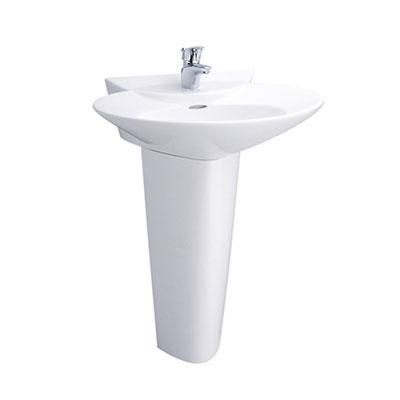 Chậu rửa lavabo TOTO LW908CKS#W
