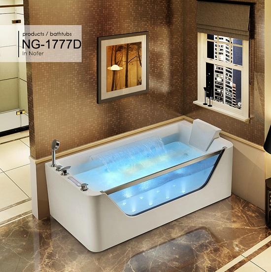 Bồn tắm massage Nofer NG-1777D