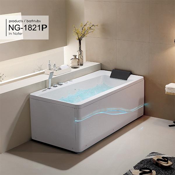 Bồn tắm massage Nofer NG-1821P