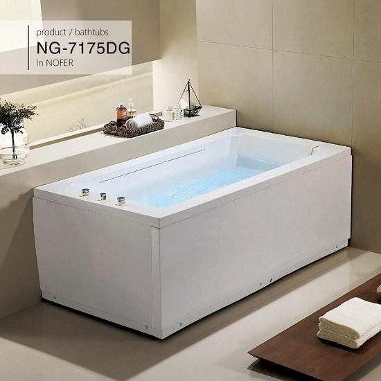 Bồn tắm massage Nofer NG-7175 DG