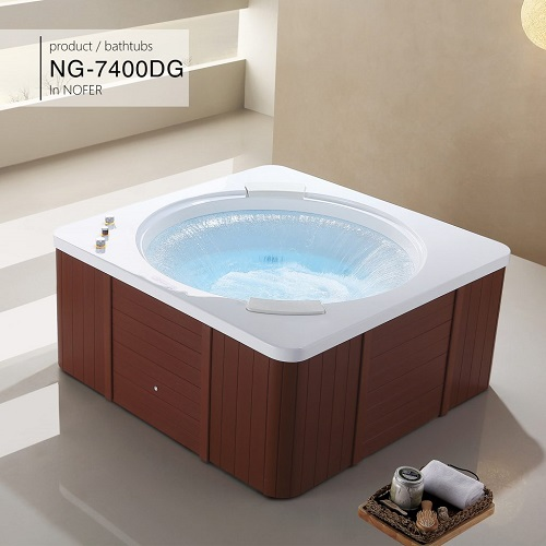 Bồn tắm massage Nofer NG-7400DG