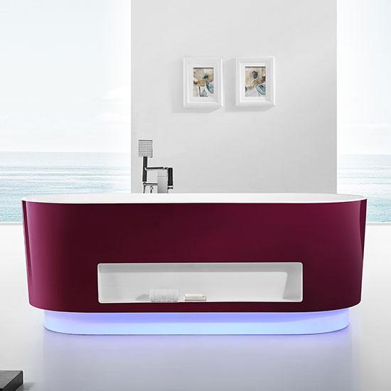 Bồn tắm Nofer NL-601 FS