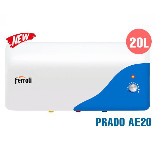 Bình nóng lạnh Ferroli Prado AE 20L