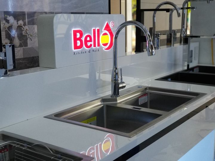 thiết bị vệ sinh bello