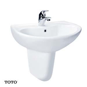 Chậu rửa lavabo TOTO LHT240C