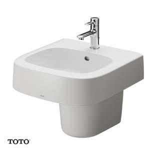 Chậu rửa lavabo TOTO LHT767C