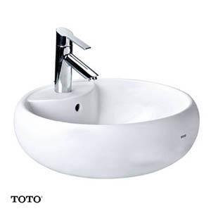 Chậu rửa lavabo TOTO LT367CR