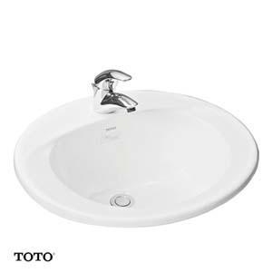 Chậu rửa lavabo TOTO LT501C