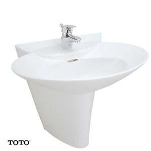 Chậu rửa lavabo TOTO LW908CKS/LW908HFKS