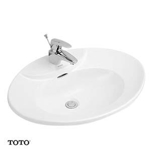 Chậu rửa lavabo TOTO LW909CKS