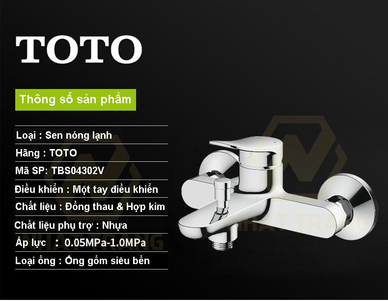 TOTO-TBS04302V