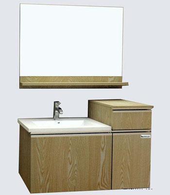Bộ tủ chậu PVC cao cấp BROSS 2010