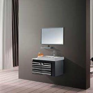 Bộ tủ chậu inox Bross S-0615