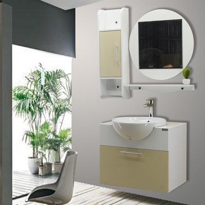 Bộ tủ chậu PVC cao cấp BROSS 2070