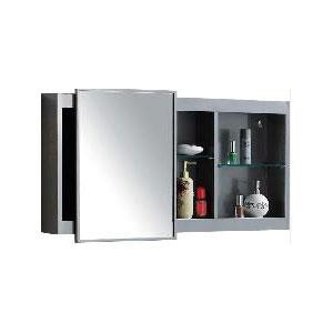 Tủ gương inox Bross S-0408B