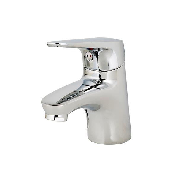 Vòi chậu lavabo nóng lạnh Mirolin MK-501