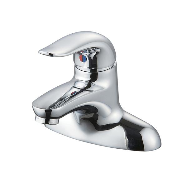 Vòi chậu lavabo nóng lạnh Mirolin MK-552