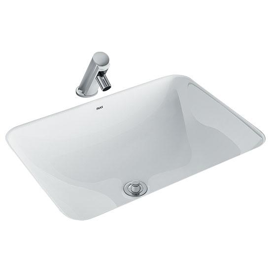 Chậu rửa mặt lavabo INAX L-2298V