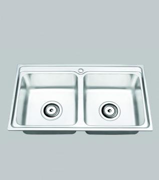 Chậu rửa bát Inox Picenza PZ9-8045