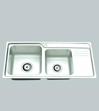 Chậu rửa bát Inox Picenza PZ304-9443