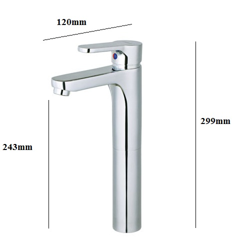 Vòi chậu lavabo B571CU